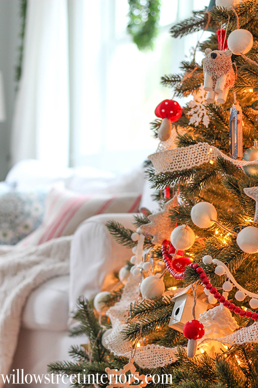cozy christmas tour by willow street interiors