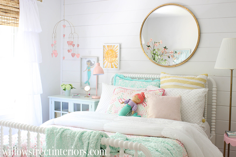 beautiful girls bedroom inspiration