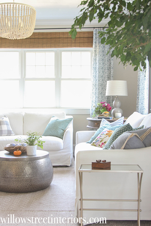 fall home tour 2017 | willow street interiors