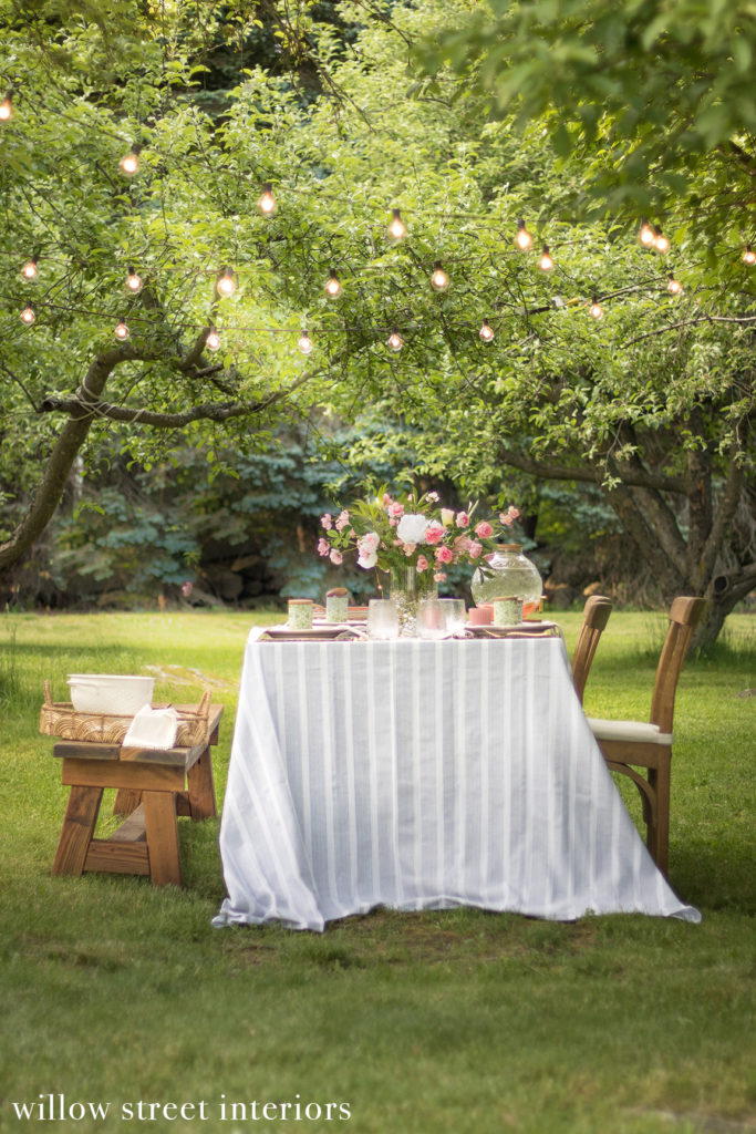 Summer Tablescape Inspiration