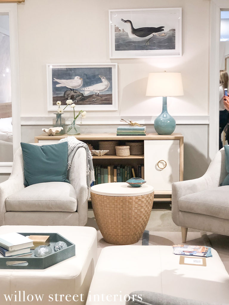 Palisser Furniture at High Point Market