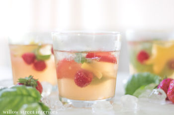 Gingered Sangria Flora