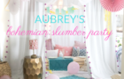 Bohemian Slumber Birthday Party